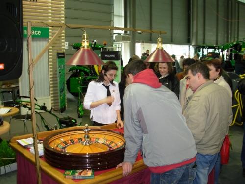 Výstava Brno - John Deere